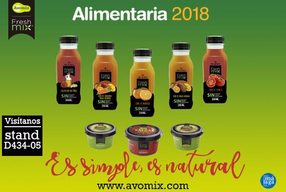 Feria Alimentaria 2018